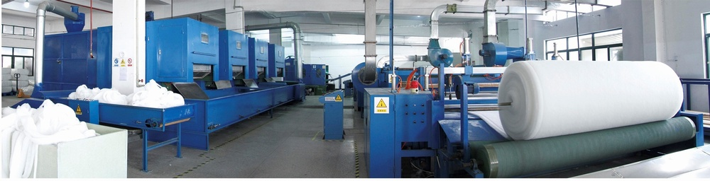 YYL-HY-II Soft thermal bonding wadding production line