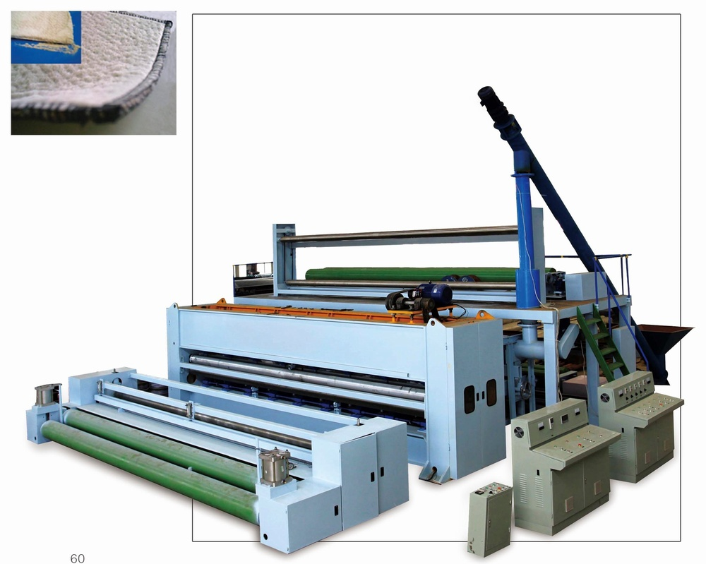 YYL-TG Geosynthetic clay liner production line